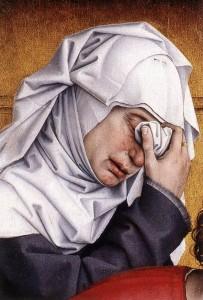 Marie Rogier_van_der_Weyden_-_Deposition_(detail)_-_WGA25578