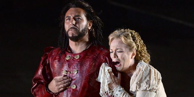 Otello ornage alagna mula choregies orange 2014