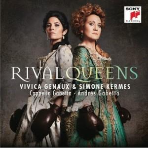CD sony rival queens simone kermes vivica genaux Rival Queens