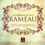 ERATO coffret Rameau 27 cd