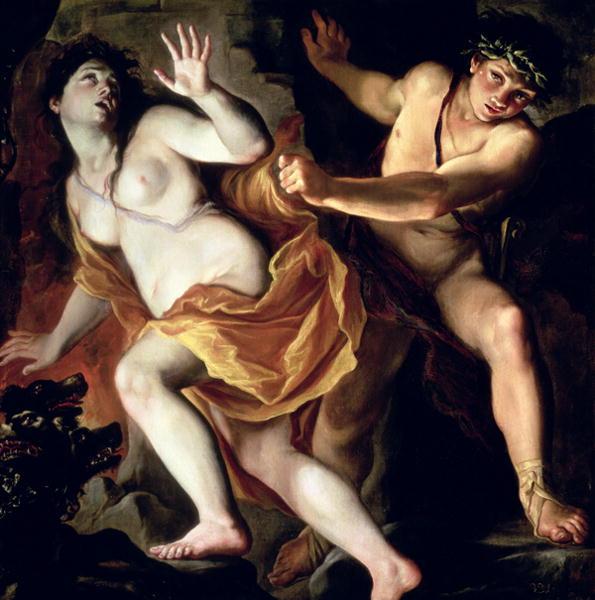 ORPHEE ORFEO Giovanni Antonio Burrini - Orfeo y Eurídice 1697 Viena via www.lesdiagonalesdutemps.com