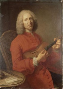 RAMEAU portrait 1761