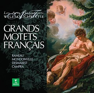 grands motets francais william christie ERATO