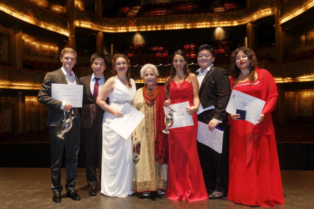 lauréats 2014 CIC - crédit Patrice Nin