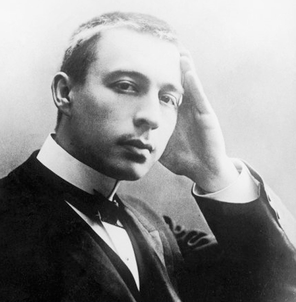 Rachmaninov, jeune génie lyrique !