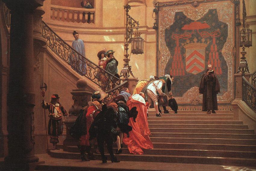 Gérôme_Eminence_grise_1873