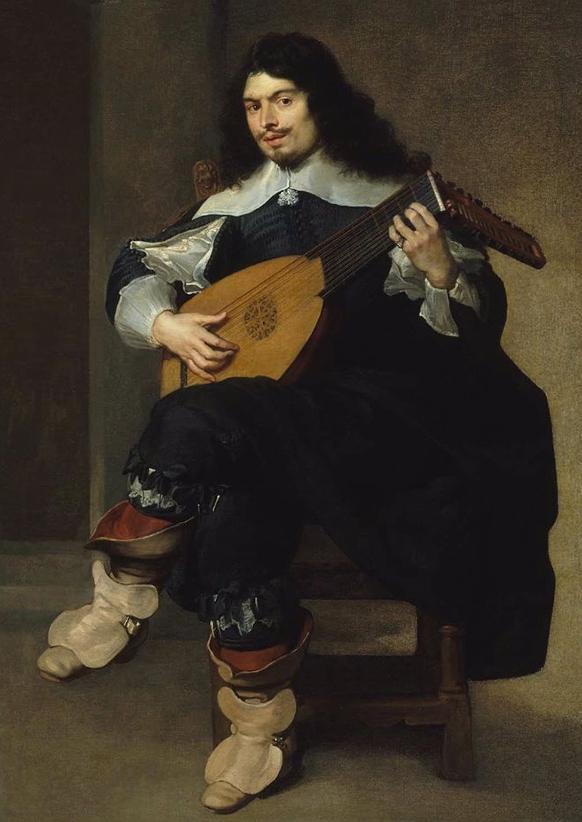 Le luth au XVIIème : Roi des instruments, instrument des Rois