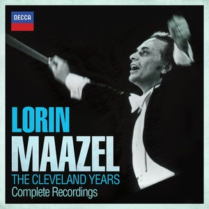 Maazel cleveland years decca