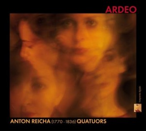 ardeo reicha quatuors cd empreinte digitale excellente realisation