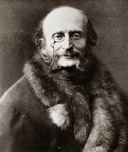 offenbach jacques les contes d hoffmann opera fantastique Jacques Offenbach 01 1875 - by Felix Nadar