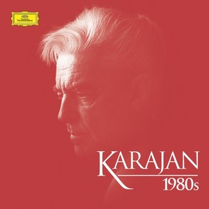 Karajan 1980s complete orchestral recordings deutsche grammophon coffret 78 cd