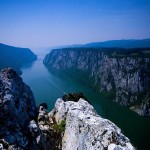 danube bleu portes de fer serbie roumanie
