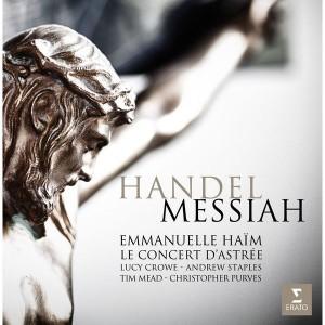 haendel handel messiah le messie jennens  cd Erato emmnauelle haim 2 cd erato compte rendu critique classiquenews