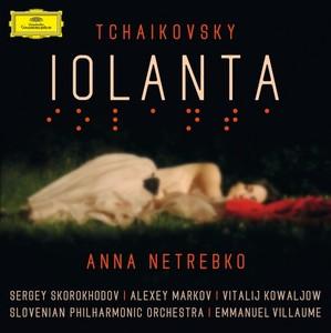 iolanta anna netrebko tchaikovski cd deutsche grammophon