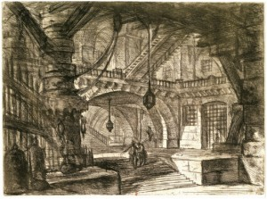 piranese prisons dardanus Rameau
