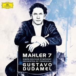 mahler symphonie 7 gustavo dudamel _ simon bolivar symphony orchestra 1 cd Deutsche grammophon critique annonce classiquenews