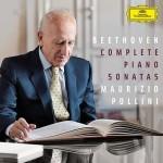 pollini maurizio beethoven complete piano sonatas 8 cd deutsche grammophon coffret CLIC de classiquenews