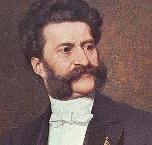 strauss-johann-II-petit-portrait-298-294-640px-Johann_Strauss_II_by_August_Eisenmenger_1888