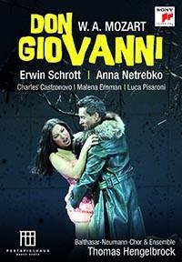Mozart Don Giovanni Baden Baden Netrebko Schrott 88843040109