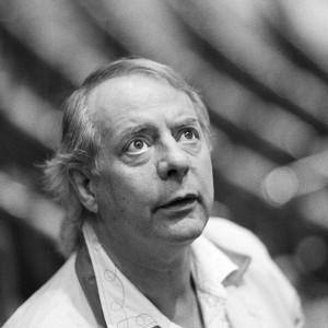 Der Komponist Karlheinz Stockhausen