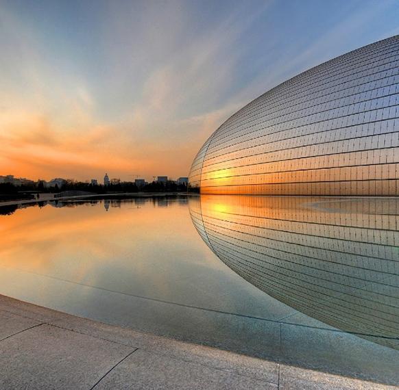Pékin : Zubin Mehta dirige Aida de Verdi