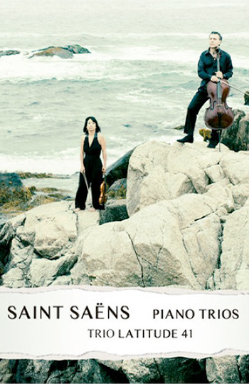 Trios pour piano de Saint-Saëns
