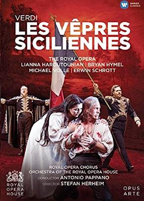 Antonio Pappano dirige Les Vêpres en français