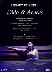 purcell dido and Aeneas le poeme harmonique vincent dumestre deception pour classiquenews 1 dvd alpha vivca genaux