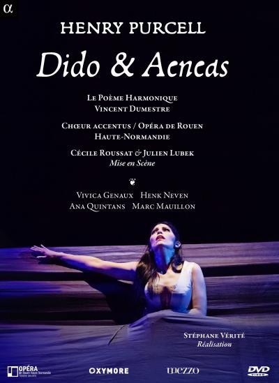 purcell dido and Aeneas le poeme harmonique vincent dumestre deception pour classiquenews 1 dvd alpha vivca genaux