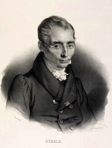 herold Ferdinand_Herold_-Lithograph_by_Louis_Dupre