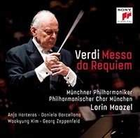 Maazel verdi messa da requiem 1 cd classical sony
