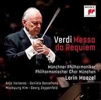 Maazel verdi messa da requiem 1 cd classical sony