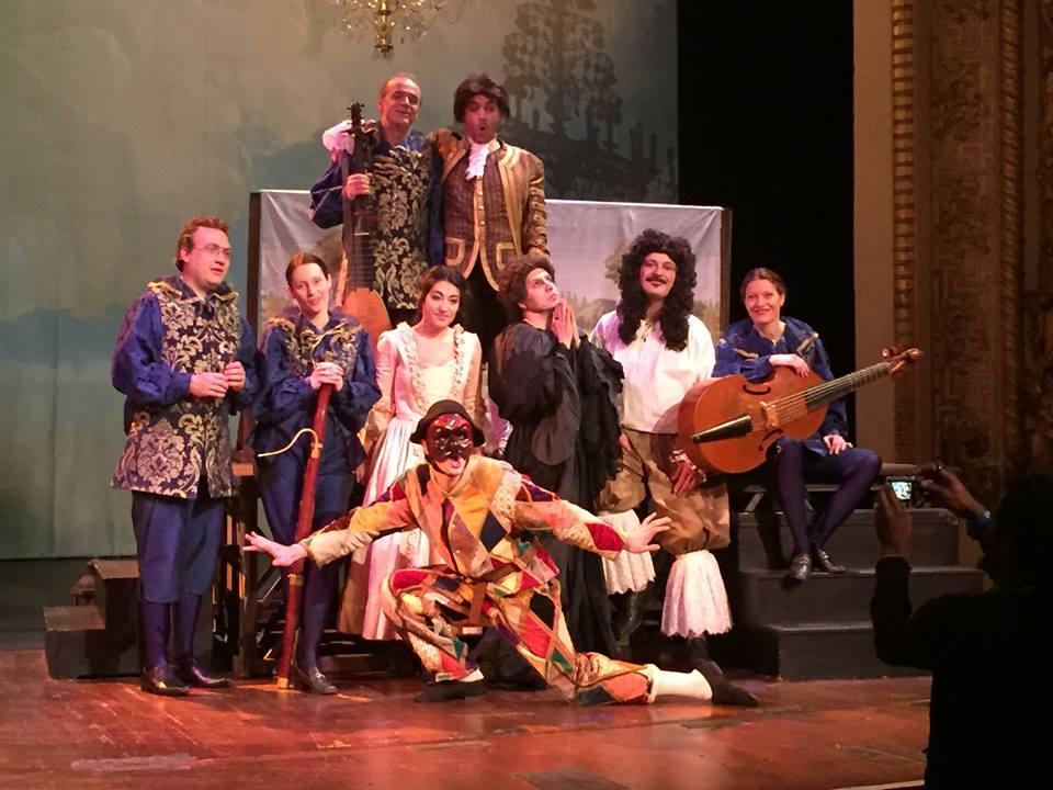guerre des theatres fuzelier matrone d ephese opera comique francoise rubelin clic de classiquenews