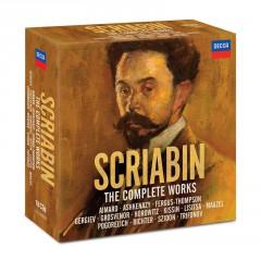 integrale complete scriabine 2015 complete works