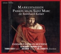 keiser passion selon saint marc les elements gli incogniti cd mirare