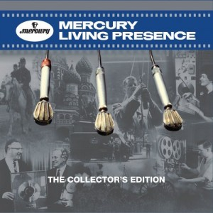 mercury linving presence coffret cd 51 cd clic de classiquenews avril 2015 Paul Paray Antal dorati the collector's edition 1951 1968