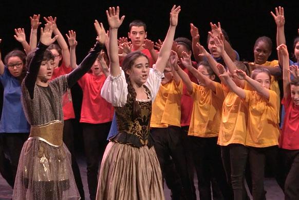 Vidéo : Le Baroque de Rameau, une affaire de collégiens !