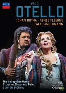 Otelo verdi renee fleming semyon bichkov metropolitan opera dvd decca 2012 critique compte rendu opera