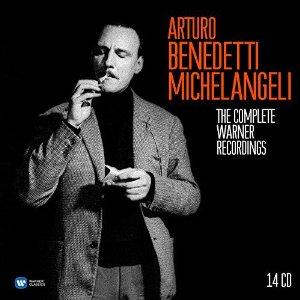 benedetti michelangeli complete warner recordings 14 cd compte rendu critique classiquenews CLIC de juin 2015