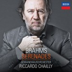 brahms serenades chailly gewandhaus de leipzig orchestra classiquenews compte rendu critique cd decca mai 2015