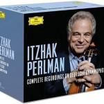 perlman itzhak violon complete recordings on deutsche grammophon