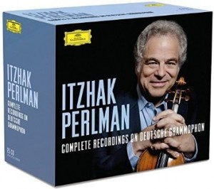 perlman itzhak violon complete recordings on deutsche grammophon