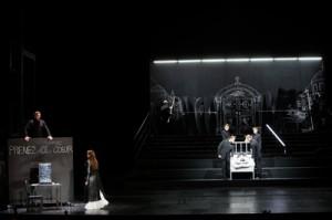 Alceste de Christoph Willibald Gluck ,  Mise en scène Olivier Py ,  MARC MINKOWSKI Direction musicale OLIVIER PY Mise en scène