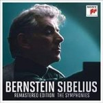 Bernstein sibelius  remasterised edition the symphonies 7 cd sony classical compte rendu critique cd classiquenews juin 2015 sony88875026142