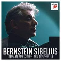 Bernstein sibelius  remasterised edition the symphonies 7 cd sony classical compte rendu critique cd classiquenews juin 2015 sony88875026142