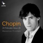 Chopin 24 preludes critique compte rendu classiquenews Maxence Pilchen piano 1 cd PARATY