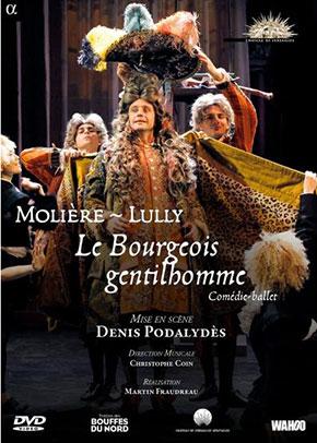 Le Bourgeois Gentilhomme de Podalydès