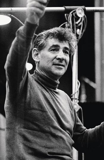 Coffret Sibelius remastérisé par Bernstein