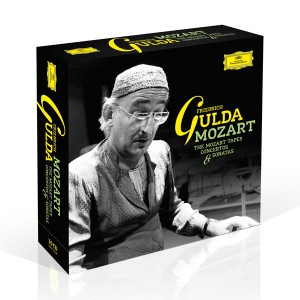 gulda friedrich mozart the mozart tapes concertos sonatas deutsche grammophon complete recordings 10 CD presentation review critique classiquenews juin 2015 4822418_Gulda_Mozart_Packshot