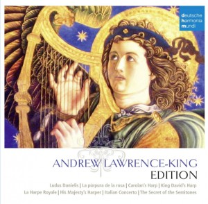 king-andrew-lawrence-harpe-coffret-DHM-deutsche-harmonia-mundi-andrew-lawrence-king
